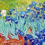 Les iris_Van Gogh